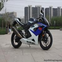 05款 铃木GSX-1000  原装  蓝白