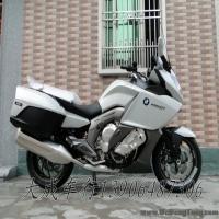 【全新宝马巡航】2012年全新白银色宝马最新款直列六缸休旅巡航跑车K1600GT