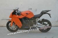 【二手KTM拉力】09年KTM-RC8-1199橙色