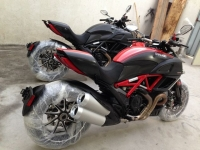 2012全新杜卡迪魔鬼碳迁版 Ducati Diavel Carbon