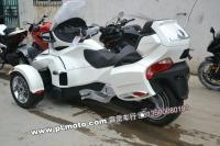 2012年庞巴迪RT-SE5白色 三轮摩托车 霹雳车行2012.12现货