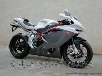 【全新MV跑车】2012年全新意大利超级跑车奥古斯塔 MV Agusta F4 R