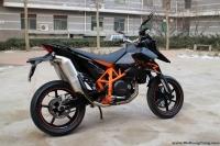 08年 KTM690  R版 橘红+ 黑色