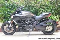 新到2013款 全新 杜卡迪 恶魔DIAVEL-Cromo 电镀版 黑色