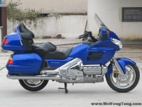 2005款本田金翼1800 原版原漆30周年纪念版 蓝色