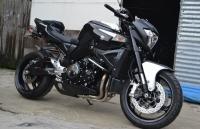 现货销售2008款铃木黑色变形金刚大B-King,1340cc排量大排肌肉车,成色新