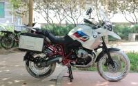 新到全新2012款宝马R1200GS纪念版 ,原装边箱