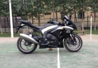 2009款铃木大R GSX-R1000部分补漆,原装度高
