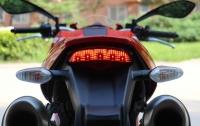2011款杜卡迪 796 ABS 版 改装特米排气 红色