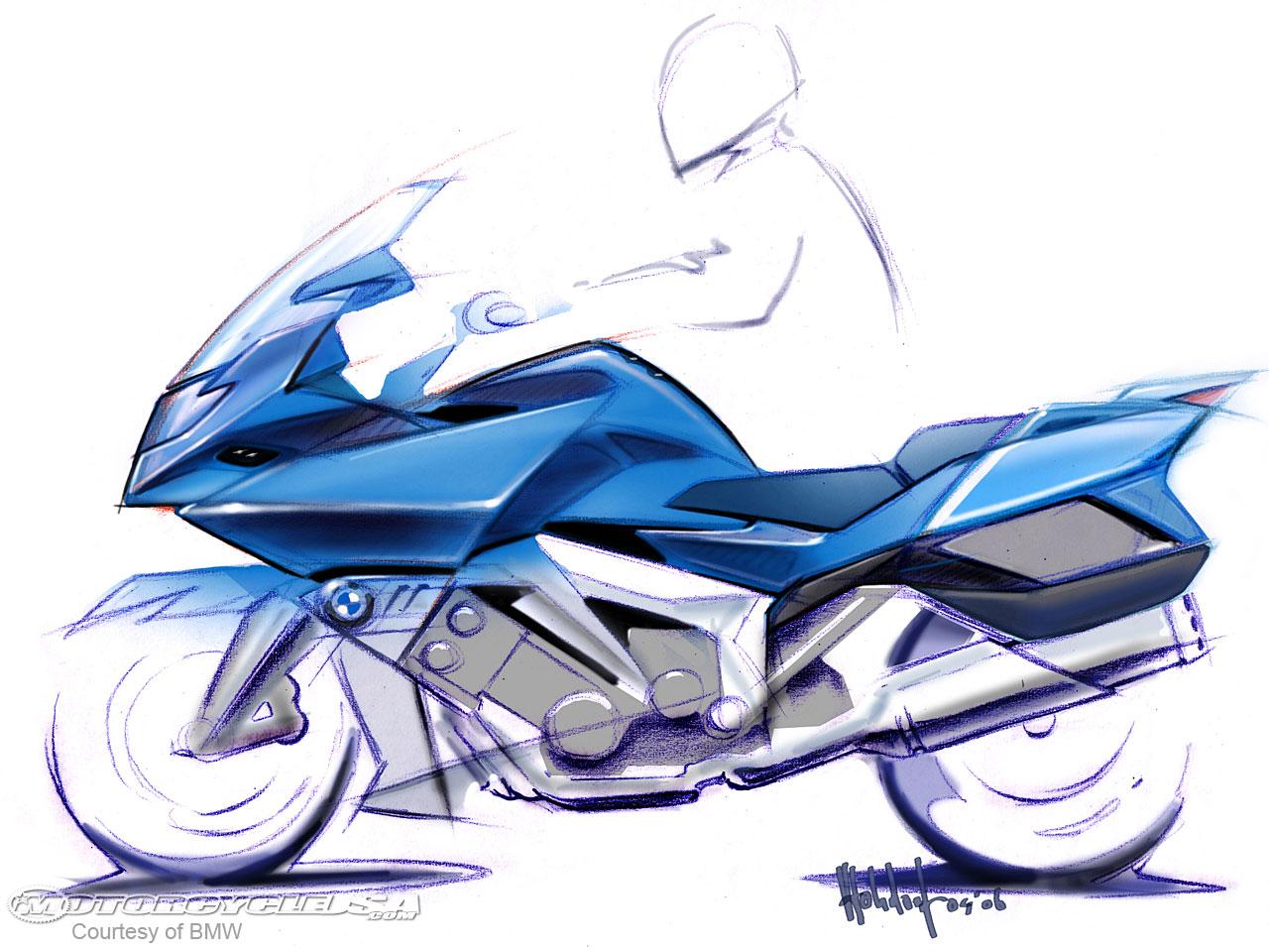 款宝马K1600GT摩托车图片1