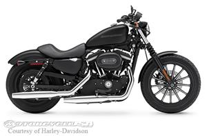 哈雷戴维森Sportster - XL 883N Iron 883
