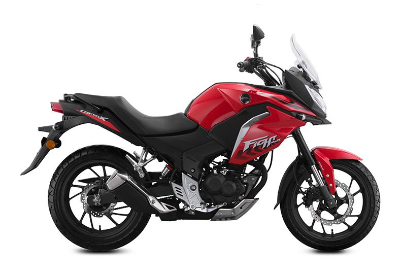 新大洲本田CBF190X摩托车