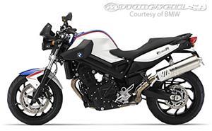 宝马F800R摩托车