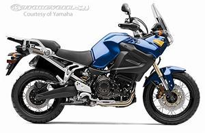 雅马哈Super Tenere摩托车