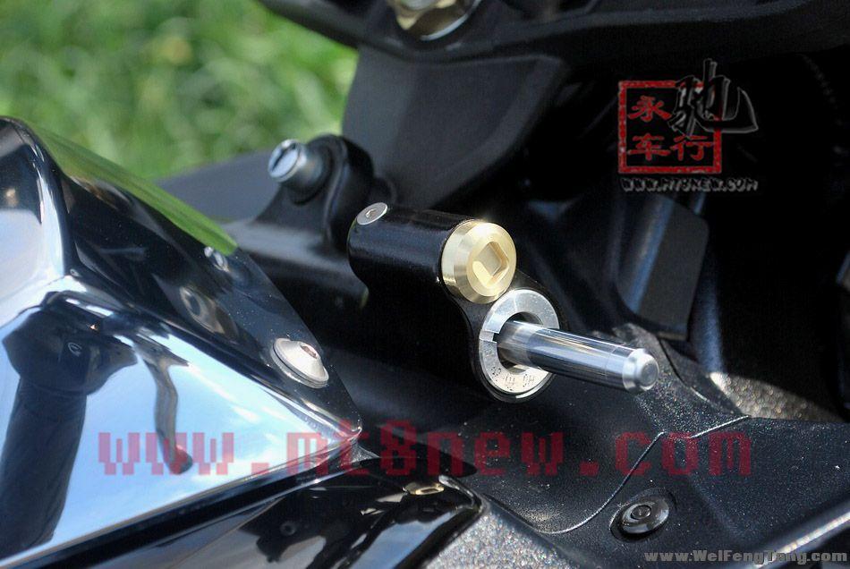 2008铃木B-KING GSX1300BK K8 改装排气 B-King图片 1