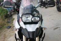宝马F800GS摩托车2011图片