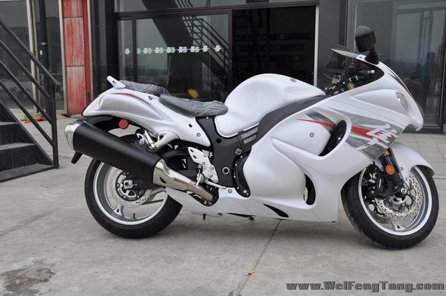 款铃木Hayabusa摩托车图片2