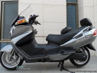 铃木Burgman 650摩托车图片