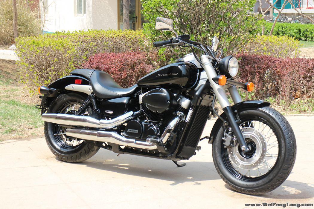 黑寡妇的车_【图】2011款本田沙都750 黑色巡航摩托车_机车网