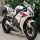 2012款全新白色本田CBR1000RR 20周年纪念版1