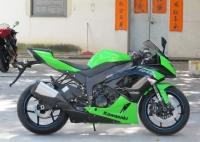川崎Ninja ZX-6R摩托优德娱乐2011图片