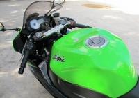 川崎Ninja ZX-6R摩托车2011图片