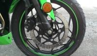 川崎Ninja 250R摩托车2011图片