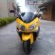 2009款雅马哈T MAX 500―ABS骚黄色1