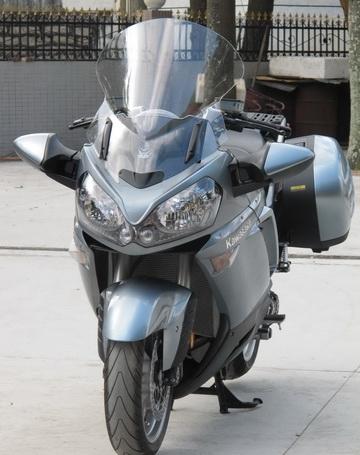 新到2008款川崎 GTR-1400 原板原漆 GTR1400图片 3