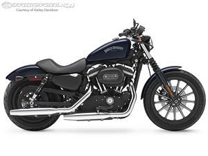哈雷戴维森Sportster 1200 Nightster - XL1200N摩托车2012图片