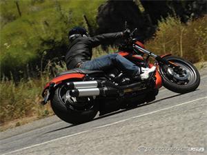 哈雷戴维森V-Rod (Night) Special - VRSCDX摩托车2011图片