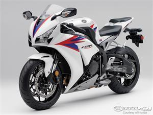 本田CBR1000RR摩托车2012图片