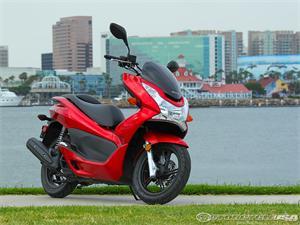 本田PCX摩托车2011图片