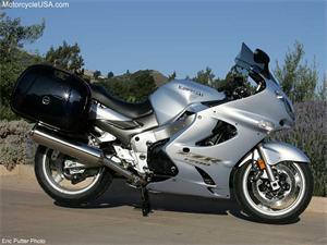 雅马哈FJR1300摩托车2005图片