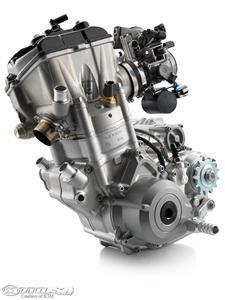 KTM450 EXC摩托车2011图片