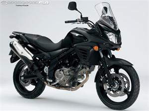 铃木V-Strom 650 ABS摩托车2012图片