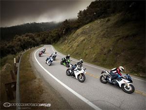 鈴木GSX-R600摩托車2011圖片