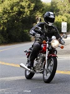 铃木TU250X摩托车2009图片