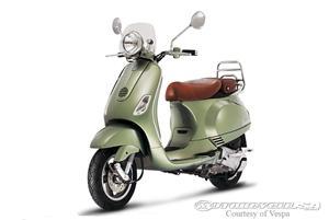 VespaGTS 250摩托车2010图片
