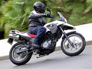 宝马G650GS摩托车2011图片