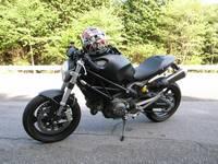 杜卡迪Monster 696摩托车2011图片