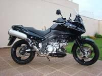 铃木V-Strom 1000摩托车2009图片