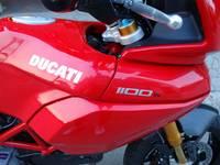杜卡迪Multistrada 1100摩托车2009图片