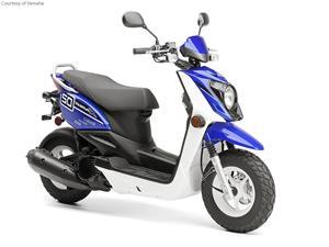 雅马哈Zuma 50FX摩托车