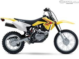 2012款铃木DR-Z125摩托车