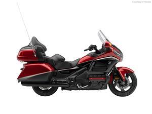 本田Gold Wing 1800摩托车