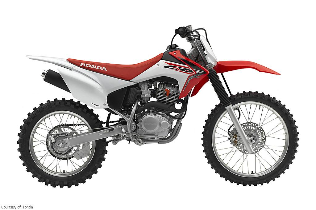2016款本田CRF230F摩托车