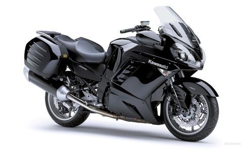 2008款川崎GTR1400