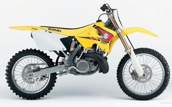 2005款铃木RM250