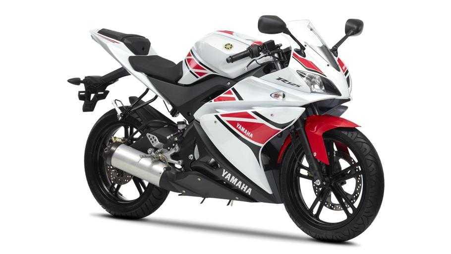 雅马哈YZF-R125 WGP摩托车